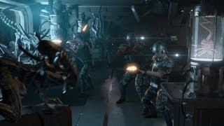 Aliens: Colonial Marines CGI trailer
