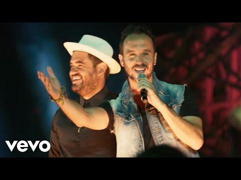 Los �ngeles Azules - Antes Que al Mío ft. Los Claxons (Live)