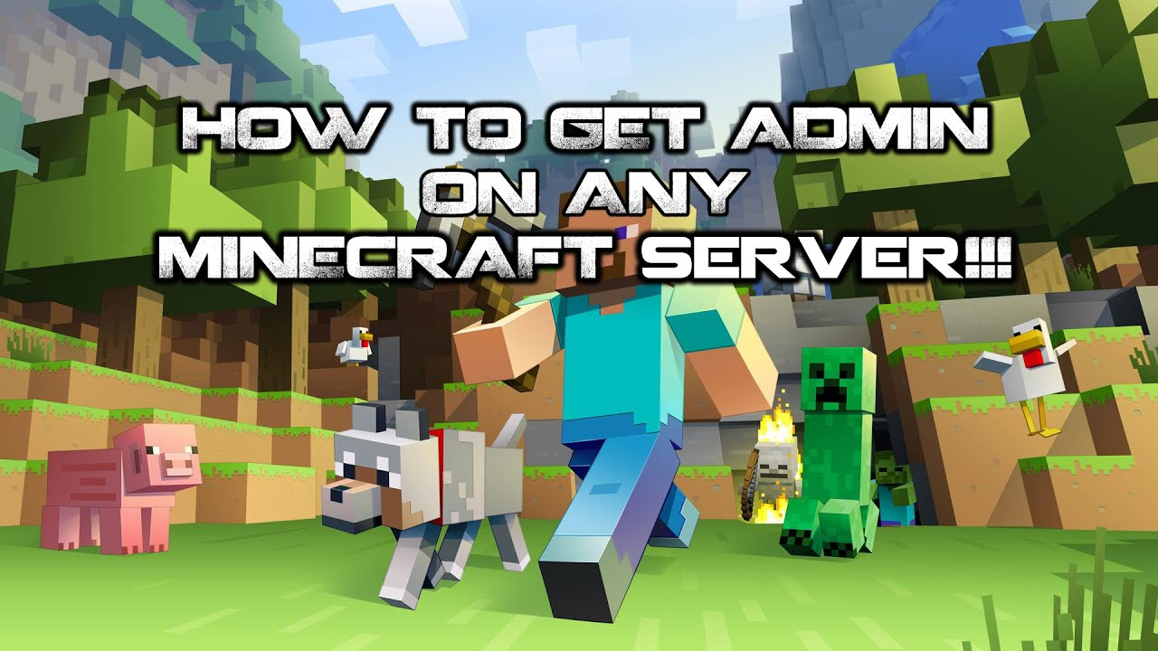 how to get a minecraft server to work