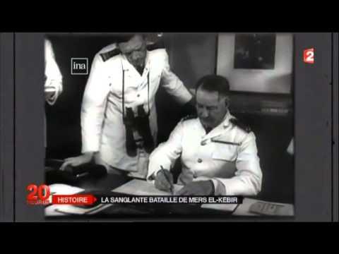 Mers El Kebir : juillet  1940