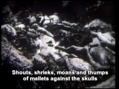 JASENOVAC (1945), documentary film with English subtitles