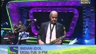 Asha Bhosle comes to Indian Idol 5