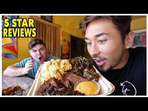 Eating At The Best Reviewed Restaurant In Seattle Washington (5 STAR) *SECRET RESTAURANT*