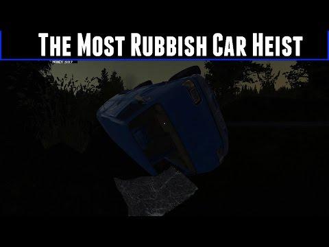 The Most Rubbish Car Heist (My Summer Car Part 6)