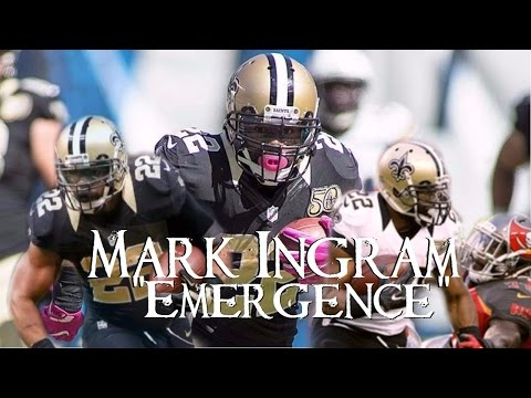 "Mark Ingram || ""Emergence"" ᴴᴰ 