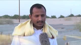 تصحر أراض زراعية بمحافظة مأرب اليمنية