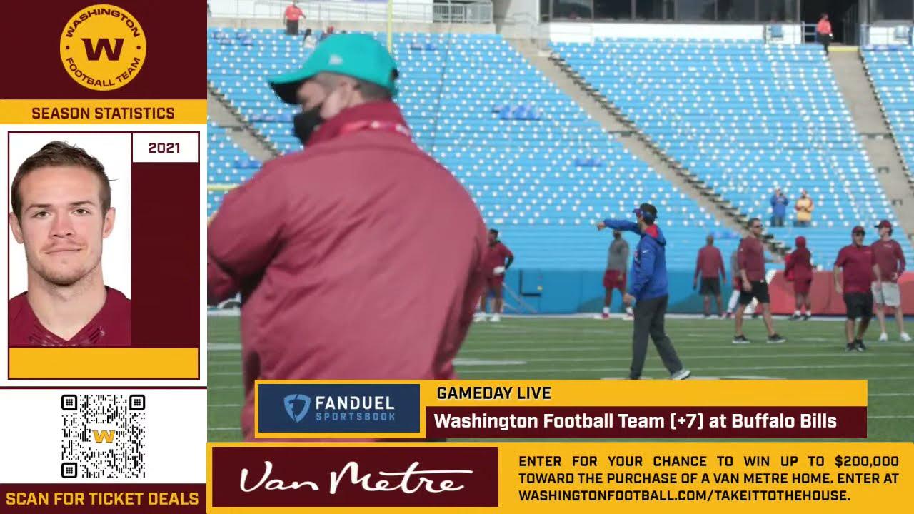 Washington Football Team: Week 3 by the numbers as Bills ...