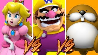 DLARZZ vs FEDERIC vs FRAKE! - SFIDA su SUPER MARIO PARTY (Nintendo Switch)