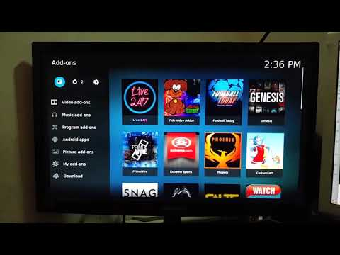 Live Premier League & Other Football Leagues In Pakistan On Smart TV Android Box - Kodi