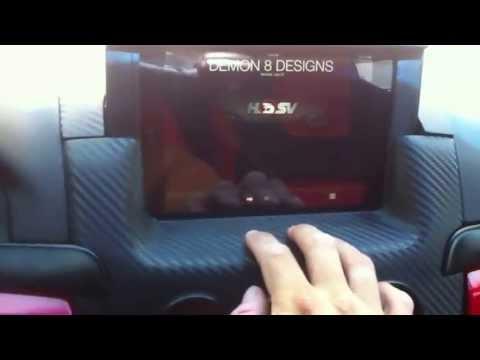 Custom Ipad Mini dash in my Pontiac G8