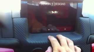 Custom Ipad Mini dash in my Pontiac G8
