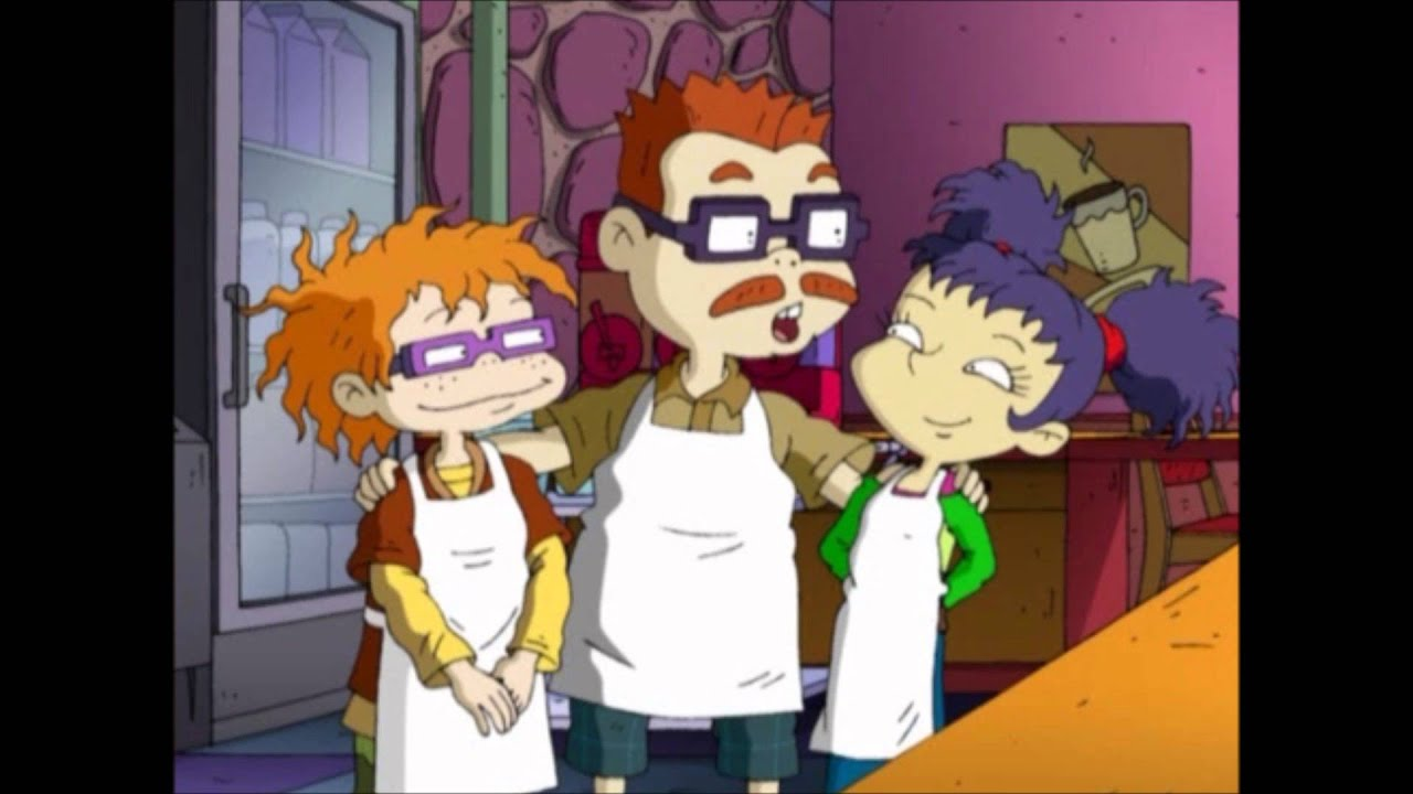 Rugrats All Grown Up Your A Friend To Me