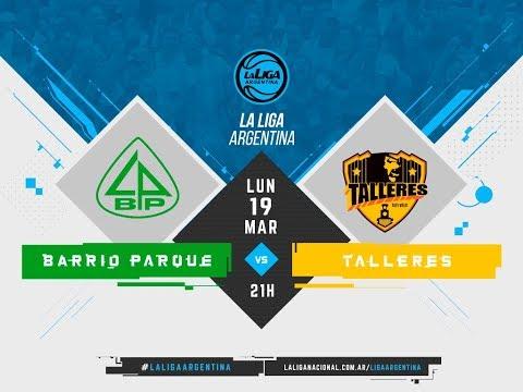 #LaLigaArgentina | 19.03.2018 Barrio Parque vs. Talleres de Tafí Viejo