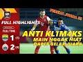 🔴Highlights Persib 1-2 Persija Jakarta Final Leg 2 Piala Menpora 2021 di Indosiar, Skor di Deskripsi