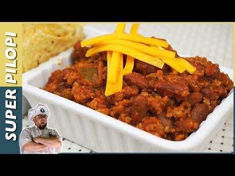 Como hacer el mejor Chili con Carne - receta