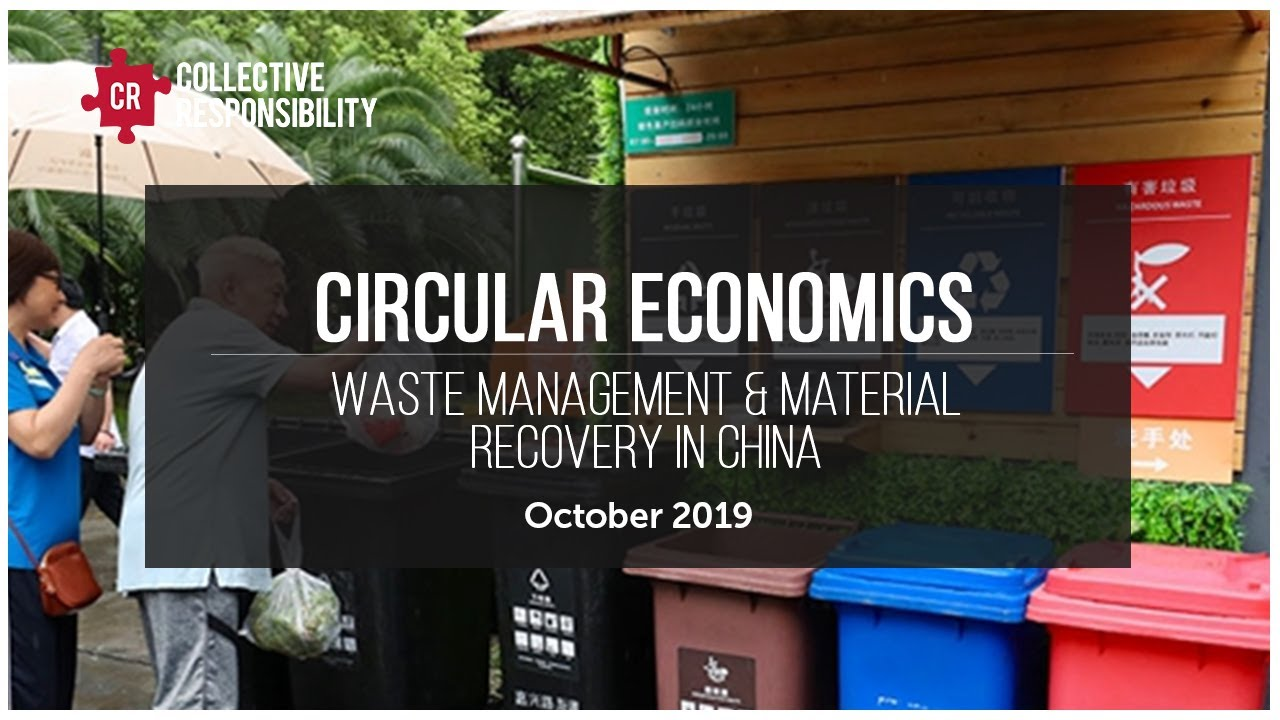 Download Waste & Circular Economies in China