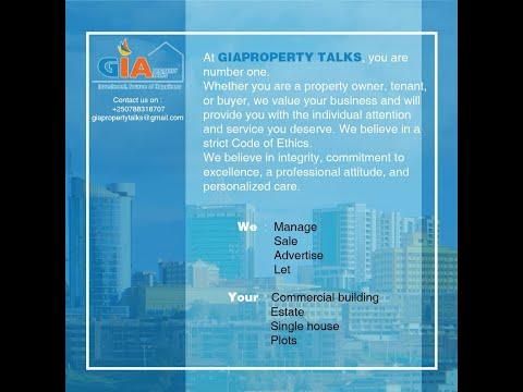 RWANDA, KIGALI   property talks