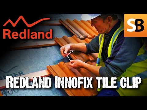 Roof Tile Installation: Stop Roof Tile Loss with Redland Innofix