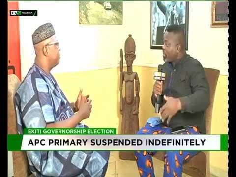 Senator Babafemi Ojudu speaks on botched Ekiti APC Governorship Primary