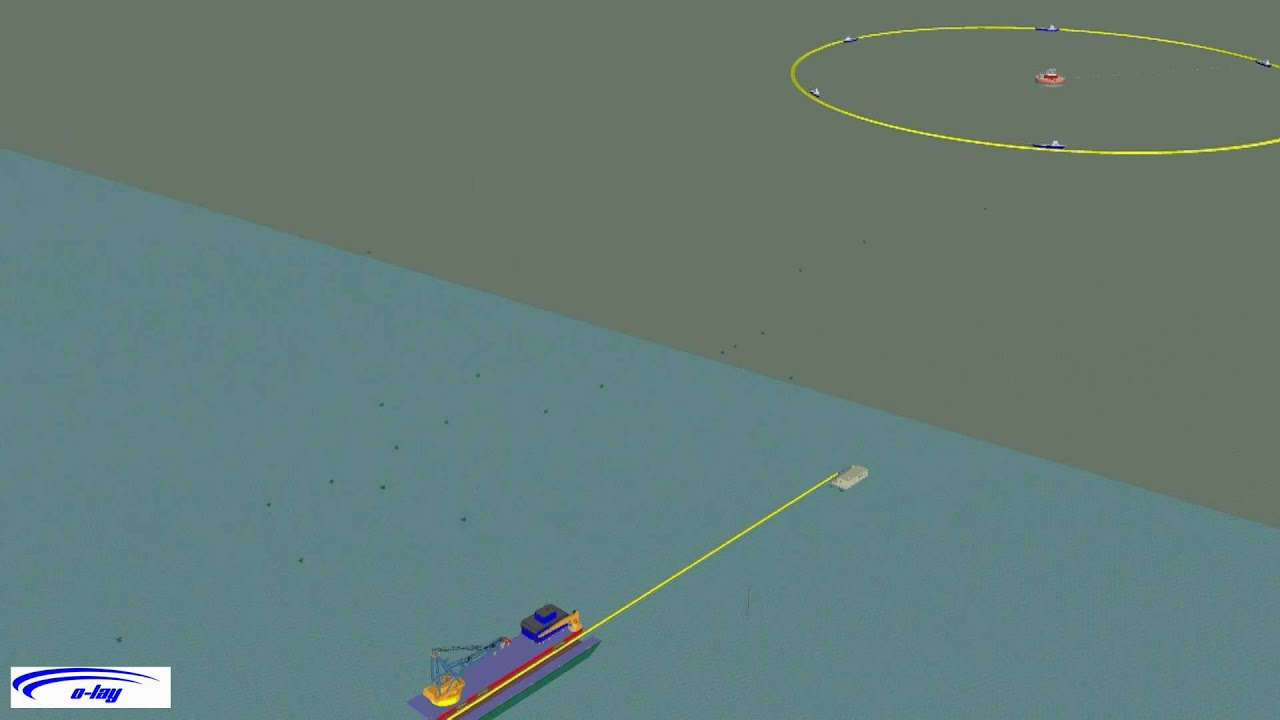 O-lay pipeline installation in extreme shallow water