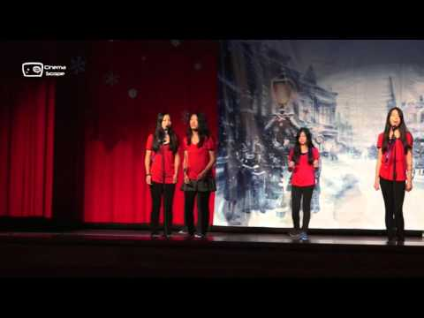 [2015 Christmas Concert] 18 - Musical Drama {Bad Blood Mixed with Sugar}