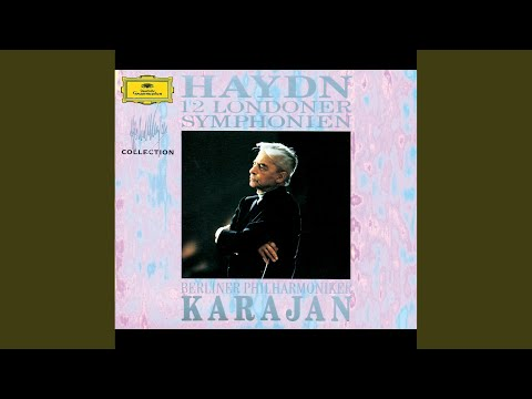 Haydn: Symphony No.102 In B Flat Major, Hob.I:102 - 2. Adagio