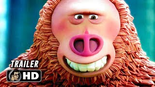 MISSING LINK Trailer #1 (2019) Hugh Jackman Animated Movie