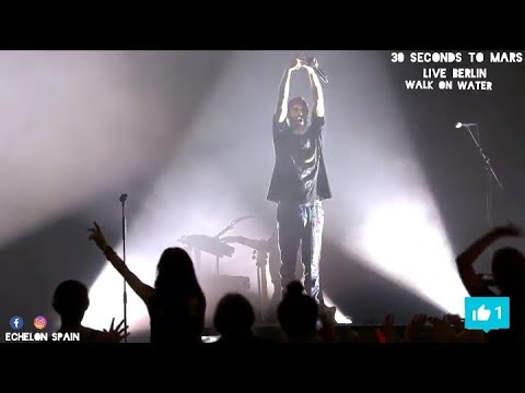 30 Seconds To Mars LIVE - Performance WALK ON WATER