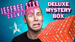DELUXE Jeffree Star Holiday Mystery Box Unboxing + HUGE GIVEAWAY
