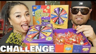BEAN BOOZLED CHALLENGE  *Disgusting Jelly Bean | SASVlogs