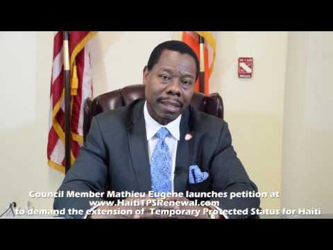 Extend TPS For Haiti