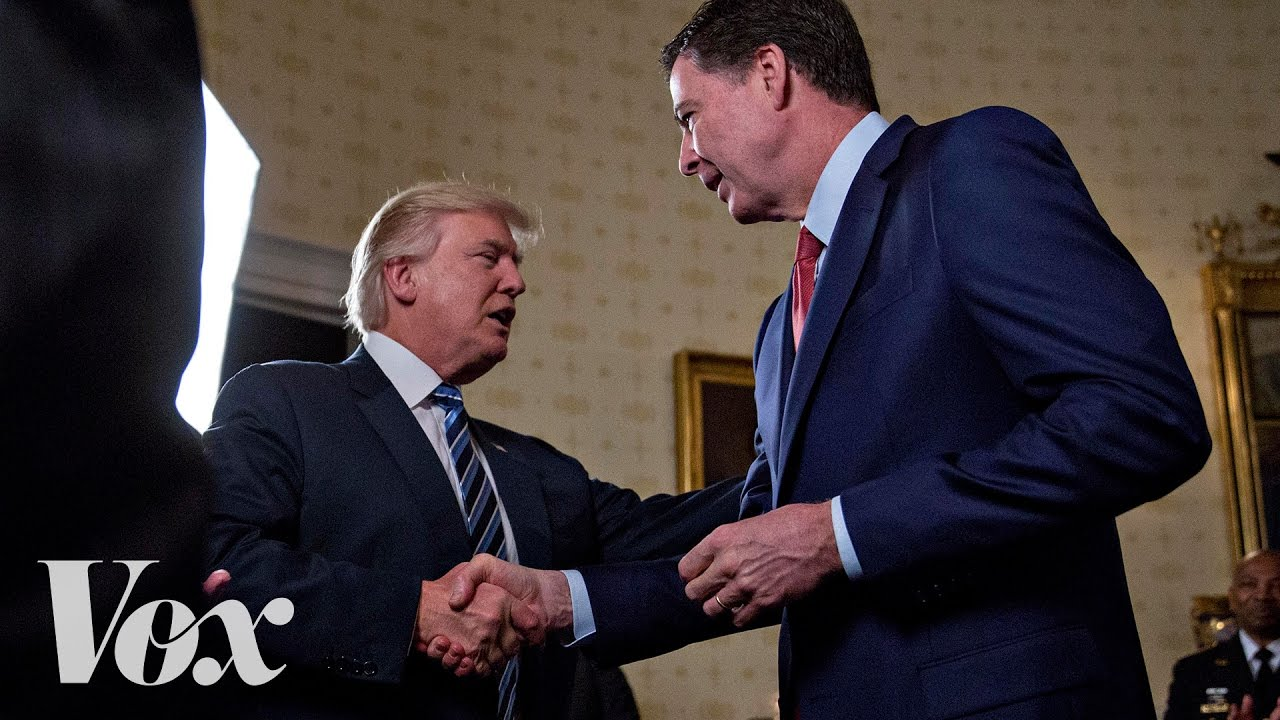 Trump fired FBI Director James Comey. Here's what you need to know.