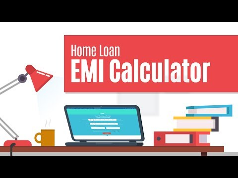 How To Use Home Loan EMI Calculator - BankBazaar