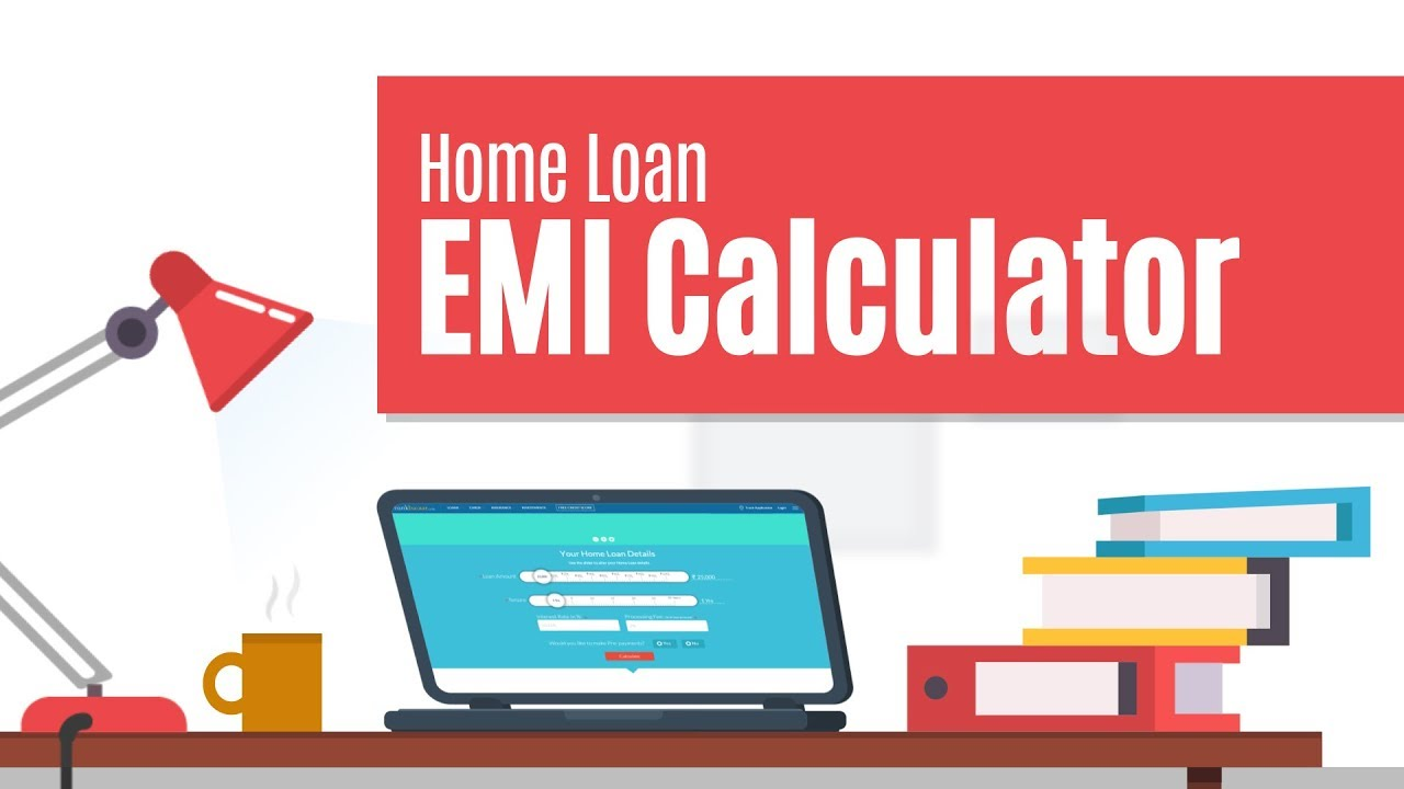 Home Loan EMI Calculator - Interest & Repayment Calculator
