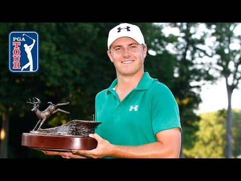 19-year-old Jordan Spieth's first win on PGA TOUR | 5-hole playoff