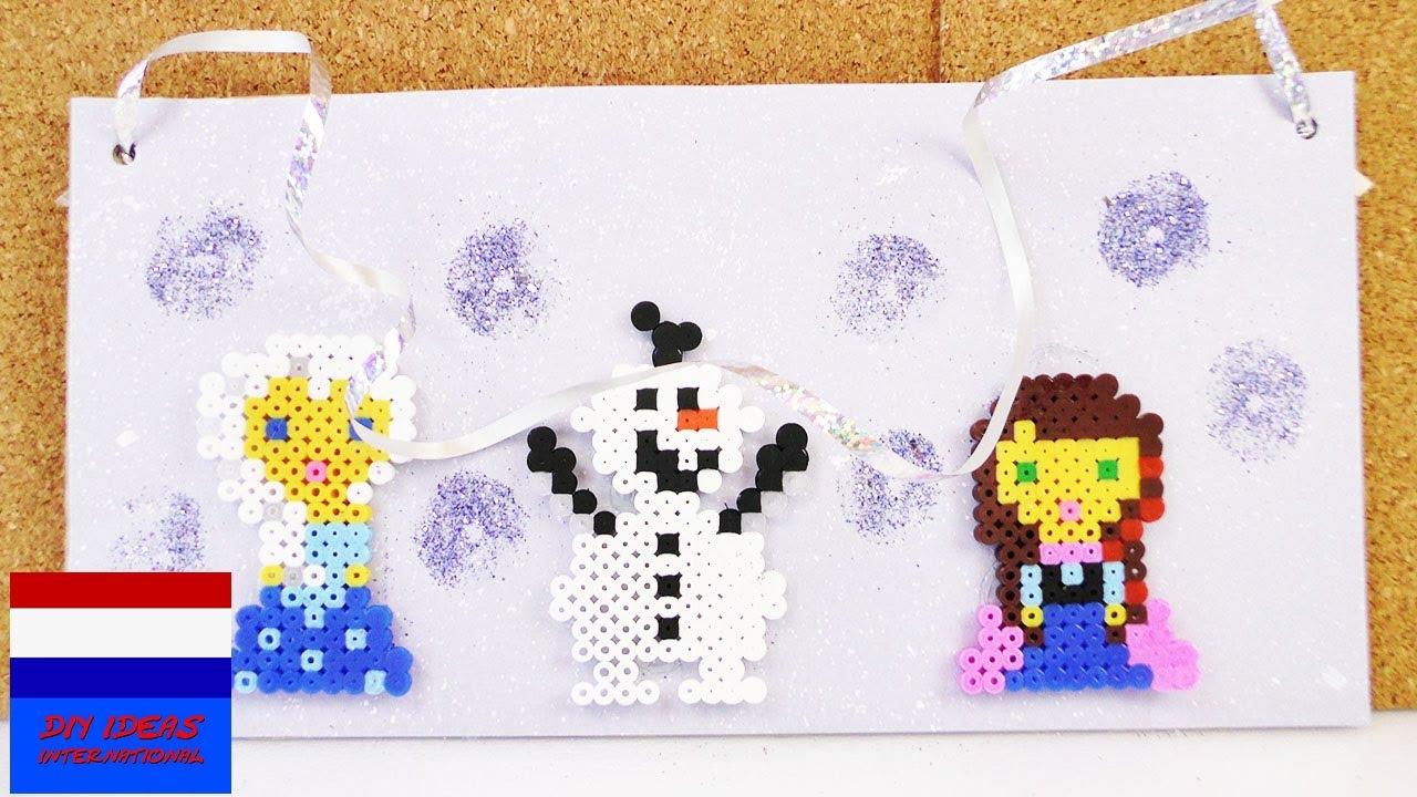 Frozen Deurbordje Met Elsa Olaf En Anna Voor Fans Van Frozen