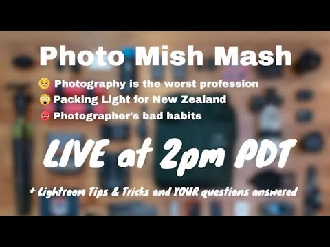Photo Mish Mash for April 24, 2019 - Photography is the WORST profession thumbnail