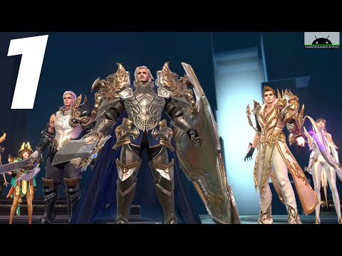 AION: Legions Of War Android GamePlay #1 [1080p/Max Settings] (By NCSOFT Games)
