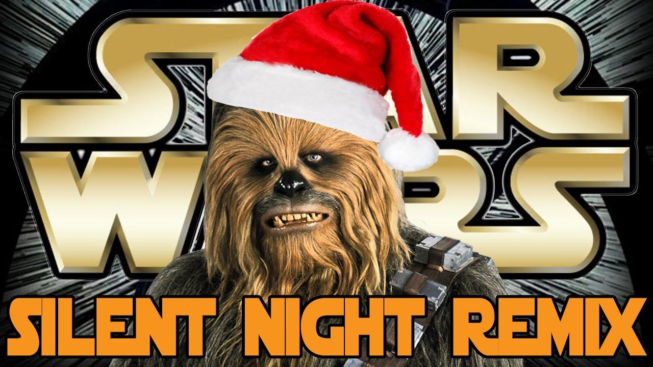 Video chewbacca singing silent night everything