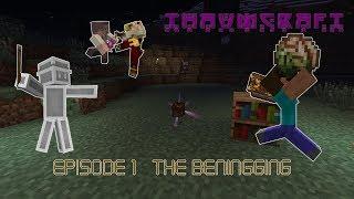"""Minecraft Survival Modded """"Thaumcraft"""" Episode 1 - Indonesian Gameplay"""