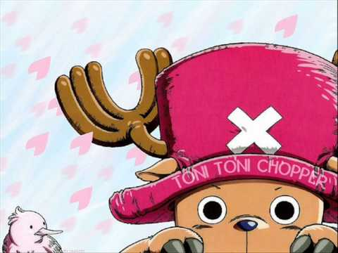 ONEPIECE チョッパーマンのうた ...