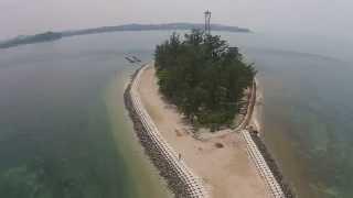 MyTrip Indonesia - Keindahan Pulau Putri Batam dengan wajah baru ini