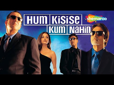 Hum Kissi Se Kum Nahin {HD}(2002) - Hindi Full Movie - Amitabh Bachchan - Aishwariya Rai - Hit Film