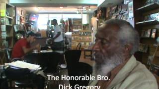 Bro. Dick Gregory On