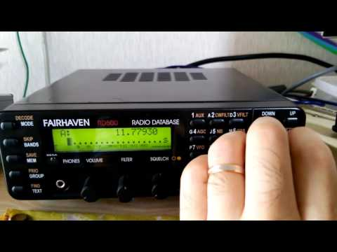 FAIRHAVEN RD500VX (RADIO DATABASE)