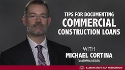 "Tips for Documenting <span id=""commercial-construction-loan"">commercial construction loan</span>s ' class='alignleft'><a  href="