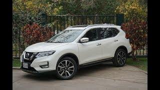 Test drive - Nissan X-Trail 2018