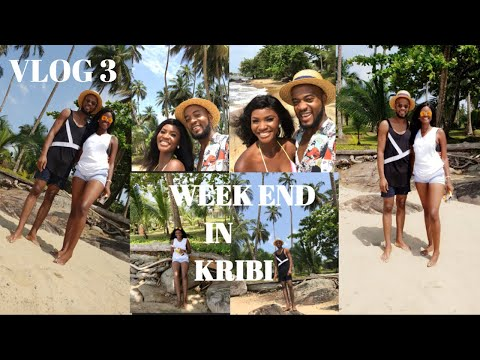WEEKEND GETAWAY TO KRIBI (CAMEROON) VLOG