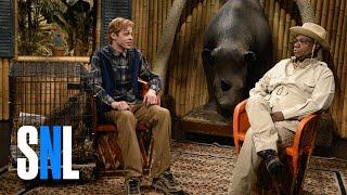 Brian Fellows Safari Planet: A Beaver and a Camel - SNL