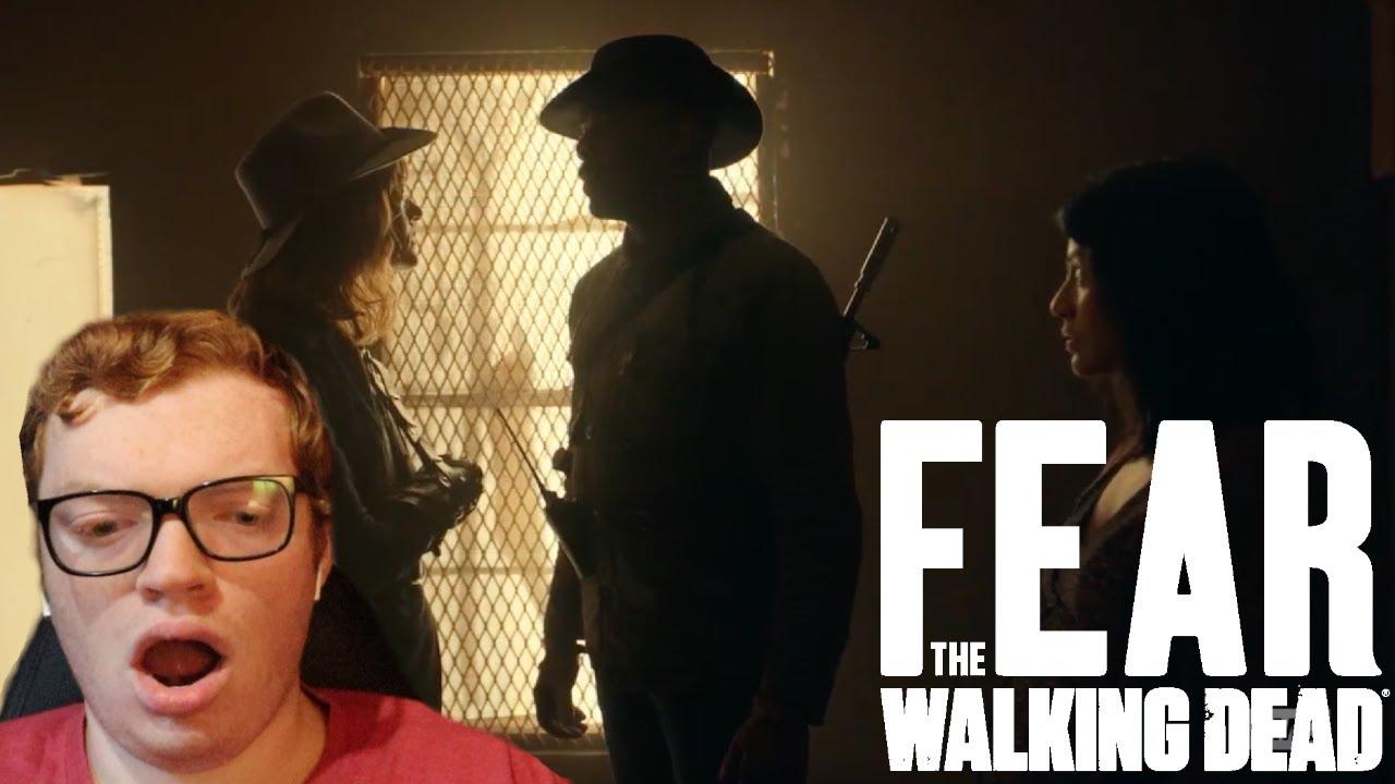 Download Fear The Walking Dead Season 6 Episode 7 Damage from the Inside Reaction